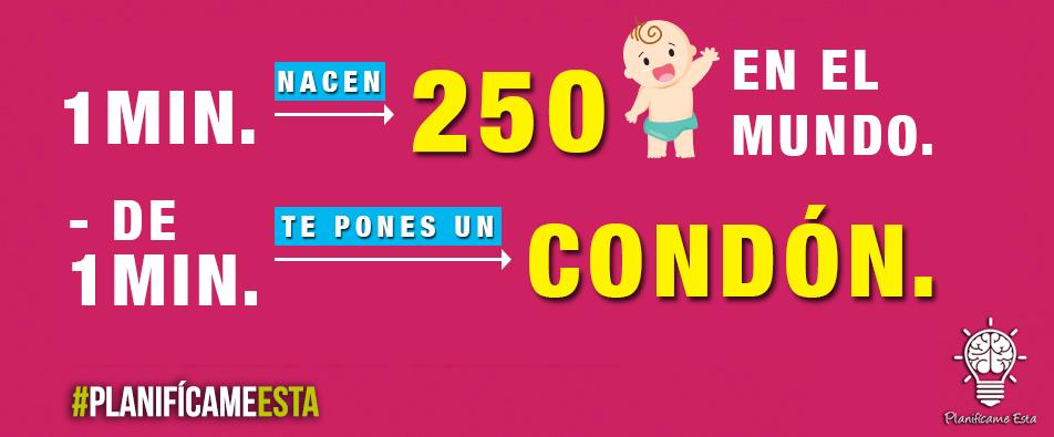 250 bebés nacen en el mundo cada minuto